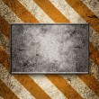 Metal template background — Stock Photo #19592881