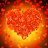 Valentine's day background — ストック写真