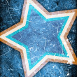 Grunge background with stars — Stock Photo #21611443