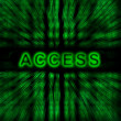 Word Access - Stock Photo