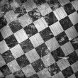 Vivid grunge chessboard backgound — Stock Photo #23044692