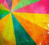 Kruis op abstracte grunge achtergrond — Stockfoto