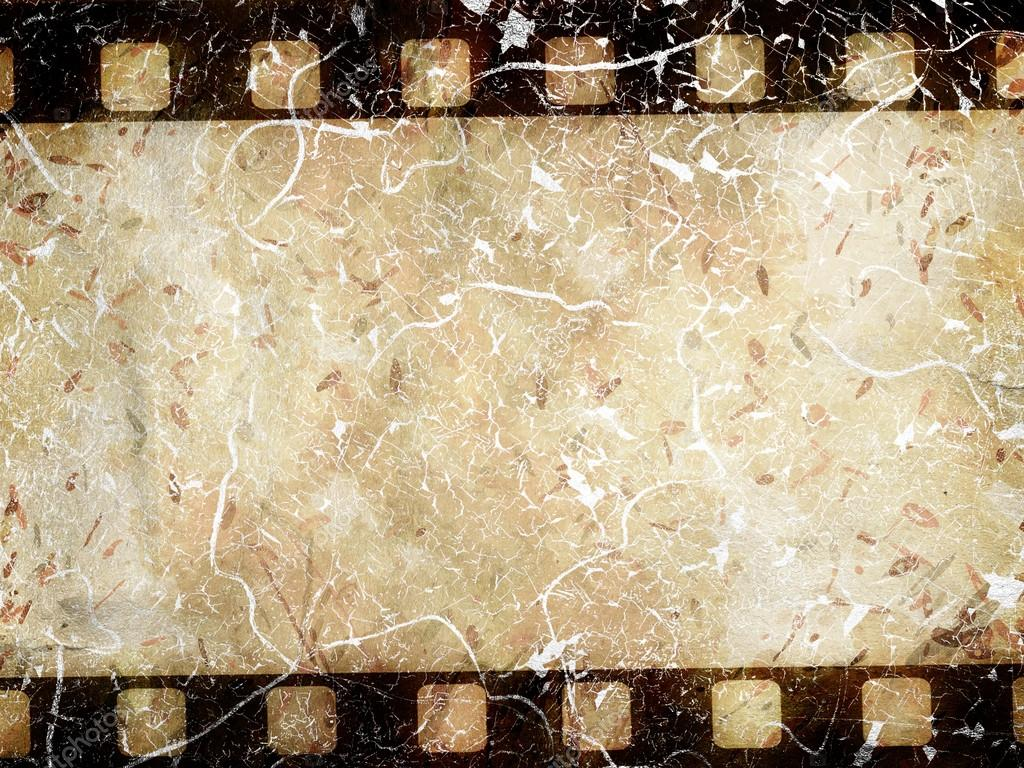 Vintage background with film flame — Stock Photo © merrydolla ...