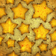 Stock Photo: Abstract stars