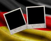 Grunge Germany flag — Stock Photo