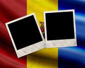 Grunge republika moldávie — Stock fotografie