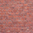 Background of red brick wall — Stock Photo #29147555