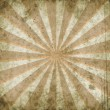 Sunbeams grunge background with stains — Stock Photo