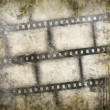 Vintage background with film frame — 图库照片