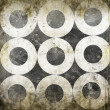 Stock Photo: Abstract circles on grunge background