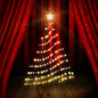 Christmas tree — Stock Photo #30684395