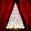 Christmas tree — Stock Photo #30684423