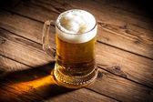 Mug of beer — Stock Photo