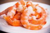 Tiger shrimps — Stock Photo