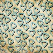 Abstract hearts — Foto Stock