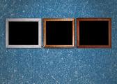 Willekeurige vintage frames — Stockfoto