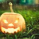 Jack-o-lantern — Stock Photo #41784493