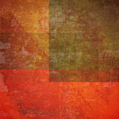 Abstract grunge background with rectangles — Stockfoto