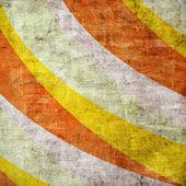 Grunge achtergrond met kleurrijke strepen — Stockfoto