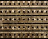 Vintage hintergrund mit sternen und streifen — Stockfoto