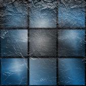 Abstraktní pozadí z grunge dlaždice — Stock fotografie