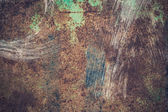 Metal corroída textura — Foto Stock
