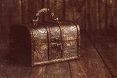 Treasure chest — Foto Stock