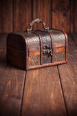 Treasure chest — Stockfoto