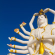 Big Guan Yin statue, Thailand — Stock Photo