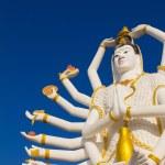 Big Guan Yin statue, Thailand — Stock Photo