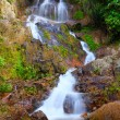 Waterfall in tropical jungle, Na Muang, Koh Samui — Stock Photo