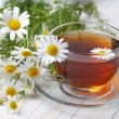 Chamomile tea — Stock Photo #38841309