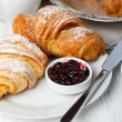 Fresh croissants — Stock Photo #38841587
