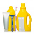 Cleaning and hygiene products — Stock Photo