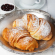 Fresh croissants — Stock Photo #38842213