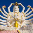 guan yin statue — Stock Photo