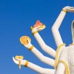 Guan Yin statue — Stock Photo
