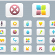 Royalty-Free Stock  : Clean Vector Icon Set Version 2 Set 04