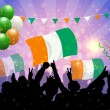 Royalty-Free Stock Immagine Vettoriale: National Celebration Vector Ivory Coast