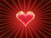 Valentine Day background vector — Stock Vector