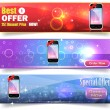 Web Banner Template Vector Design — Stock Vector #15727939