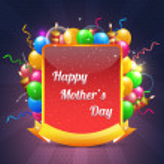 Mother's Day Vector Design — Stock Vector