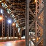 St. Petersburg, Peter the Great Bridge — Stock Photo