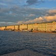 Saint Petersburg, NevRiver — Stock Photo #12134780