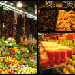 The market. Emporium.City market Bokerija. — Stock Photo