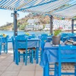Greek tavern — Stock Photo #12745499