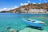 Crete, Loutro — Stock Photo
