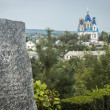 Ukraine, Kamyanets-Podilskyy, Orthodox church — Stock Photo
