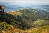 Ukraine, Carpathians, Mountain landscape — Stock Photo