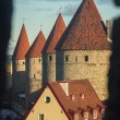 Stock Photo: Tallinn, Estonia, Towers of castle